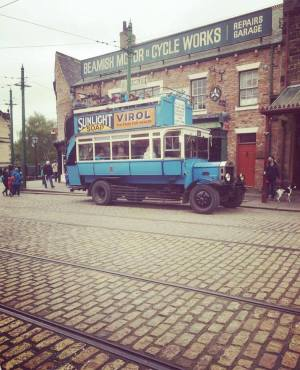 North East England Beamish