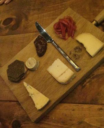 Wylam Cheese Board