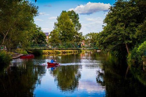 Carlisle Park Morpeth
