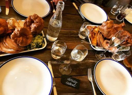 The Lord Crewe Arms Sunday Lunch