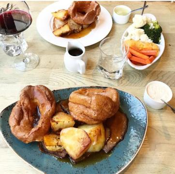 Northumberland Arms Sunday Roast