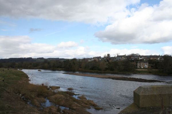Corbridge River Tyne