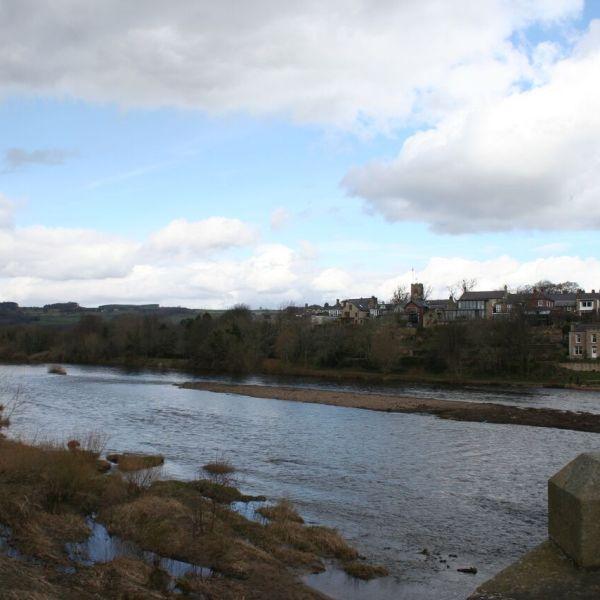 Corbridge River Tyne