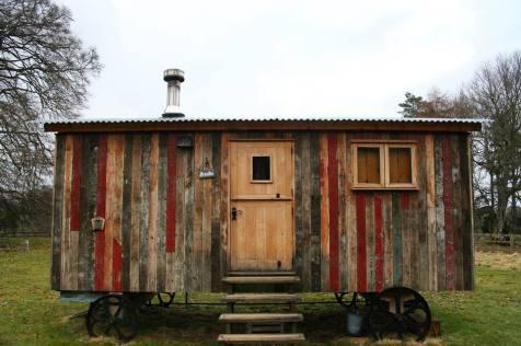 Hesleyside Huts