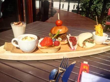 Seaham Hall Afternoon Tea