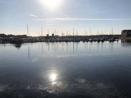 North Shields Marina Morning