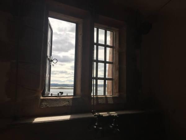 Window of Lindisfarne Castle