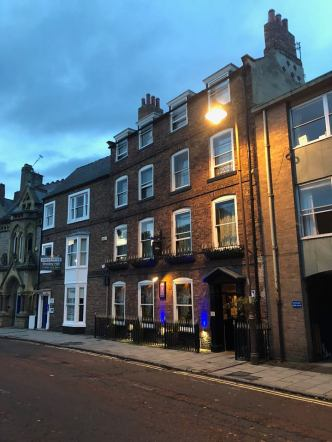 The Townhouse Durham Exterior