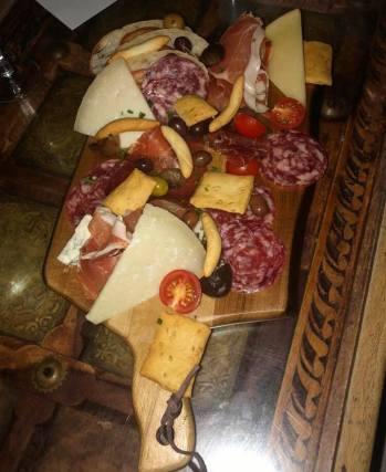 El Nido Meat and Cheese Board
