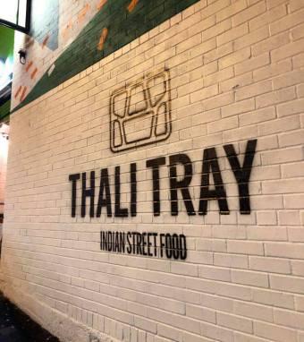 Thali Tray Exterior